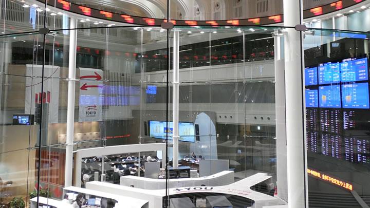 最近の証券取引所はどうなっているの?