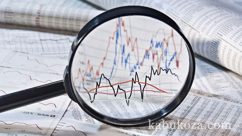 企業業績は株価に反映される