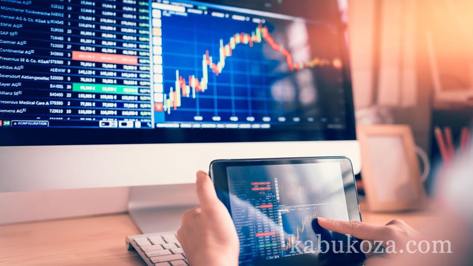 FXは、高いレバレッジをかけて資金の数十倍の取引が可能