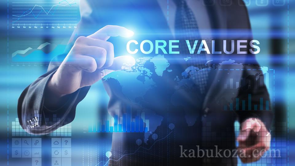 株式分割で株数が増えるけど、会社の価値は変わらない