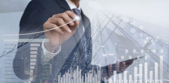 企業業績が株価を決める